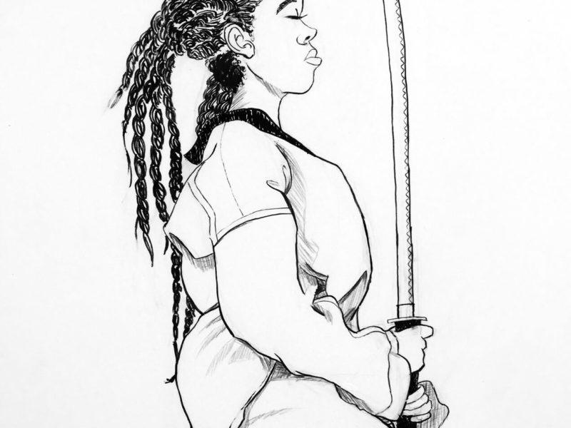 Inktober 2017: Sword
